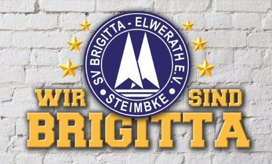 """zur Stadionzeitung """"Wir sind die Brigitta"""""""
